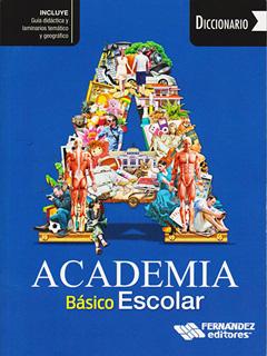 DICCIONARIO ACADEMIA BASICO ESCOLAR