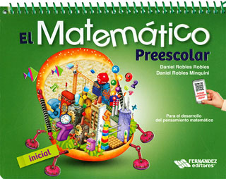 EL MATEMATICO PREESCOLAR INICIAL (INCLUYE CD)