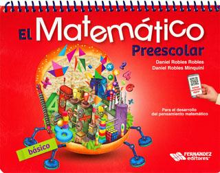 EL MATEMATICO PREESCOLAR BASICO (INCLUYE CD)