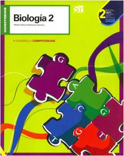BIOLOGIA 2 DESARROLLA COMPETENCIAS