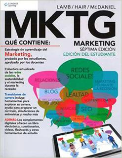 MKTG: MARKETING (EDICION DEL ESTUDIANTE)