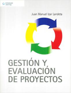 GESTION Y EVALUACION DE PROYECTOS