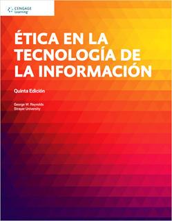 ETICA EN EL MANEJO DE TECNOLOGIA DE LA INFORMACION