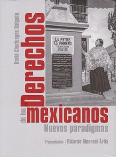 DERECHO DE LOS MEXICANOS: NUEVOS PARADIGMAS