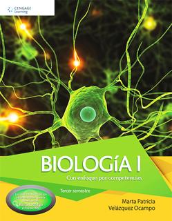 BIOLOGIA 1 CON ENFOQUE POR COMPETENCIAS