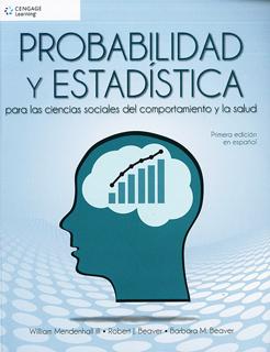 PROBABILIDAD Y ESTADISTICA PARA LAS CIENCIAS SOCIALES DEL COMPORTAMIENTO