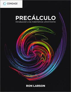PRECALCULO: INTRODUCCION A LAS MATEMATICAS UNIVERSITARIAS