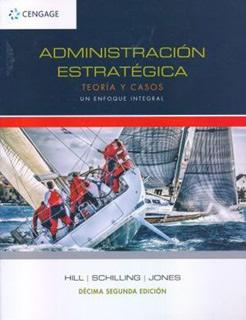 ADMINISTRACION ESTRATEGICA: TEORIA Y CASOS UN...