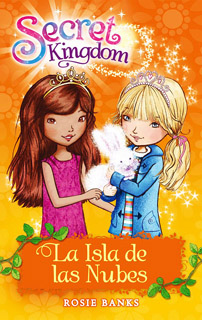 SECRET KINGDOM 3: LA ISLA DE LA NUBES