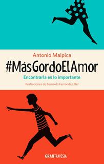 MAS GORDO EL AMOR (BOLSILLO)