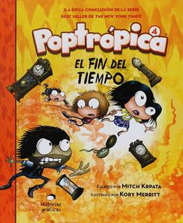 POPTROPICA 4: EL FIN DEL TIEMPO
