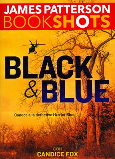 BLACK Y BLUE (BOLSILLO)