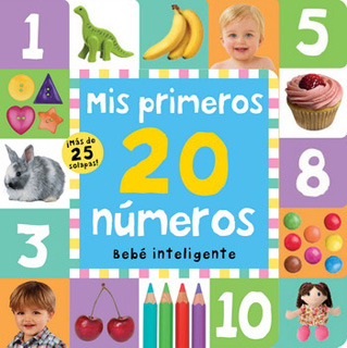 MIS PRIMEROS 20 NUMEROS