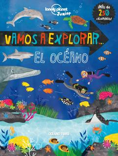 VAMOS A EXPLORAR EL OCEANO