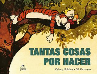 CALVIN Y HOBBES: TANTAS COSAS POR HACER