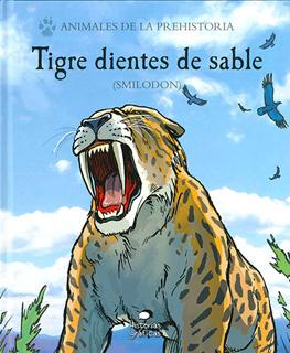 TIGRE DIENTES DE SABLE