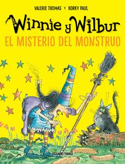 WINNIE Y WILBUR: EL MISTERIO DEL MONSTRUO