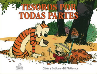 CALVIN Y HOBBES: TESOROS POR TODAS PARTES