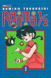 RANMA ½ TOMO 2 (MANGA)