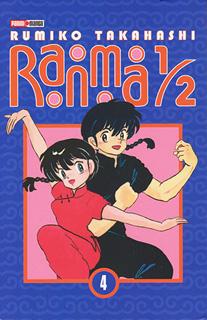 RANMA ½ TOMO 4 (MANGA)
