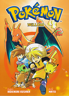 POKEMON YELLOW TOMO 2 (MANGA)