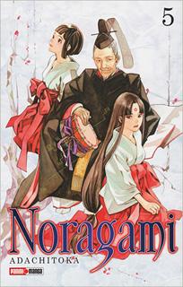 NORAGAMI TOMO 5 (MANGA)