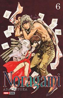 NORAGAMI TOMO 6 (MANGA)