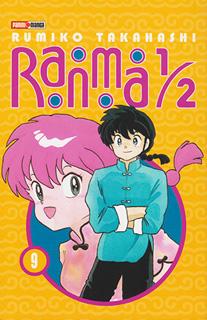 RANMA ½ TOMO 9 (MANGA)