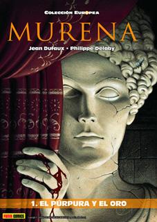 MURENA VOL. 1 EL PURPURA Y EL ORO (COMIC)