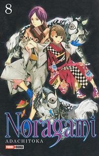 NORAGAMI TOMO 8 (MANGA)