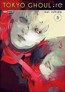 TOKYO GHOUL:RE TOMO 5 (MANGA)