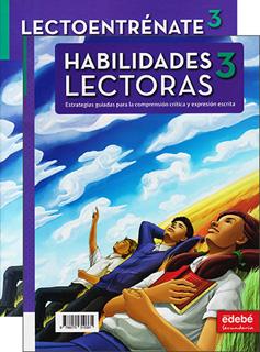 HABILIDADES LECTORAS 3 SECUNDARIA (INCLUYE...