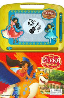 ELENA DE AVALOR (CON PIZARRON MAGICO)