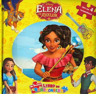 MI PRIMER LIBRO DE ROMPECABEZAS: ELENA DE AVALOR