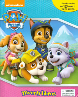 DIVERTILIBROS: PAW PATROL