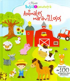 MI PRIMER BUSCA Y ENCUENTRA: ANIMALES MARAVILLOSOS