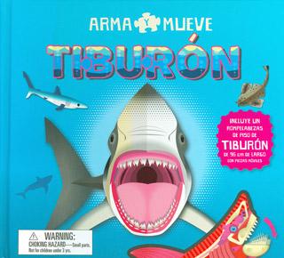 ARMA Y MUEVE TIBURÓN
