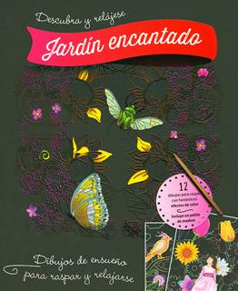 DESCUBRA Y RELAJESE: JARDIN ENCANTANDO (DIBUJOS...