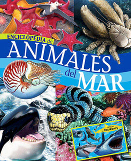 ENCICLOPEDIA DE ANIMALES DE MAR