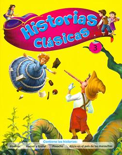 HISTORIAS CLASICAS 3
