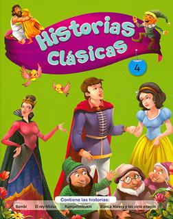 HISTORIAS CLASICAS 4