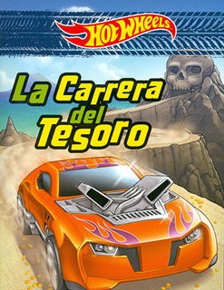 HOT WHEELS: LA CARRERA DEL TESORO