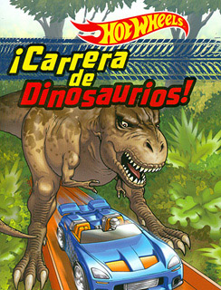 HOT WHEELS: CARRERA DE DINOSAURIOS