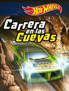 HOT WHEELS: CARRERA EN LAS CUEVAS