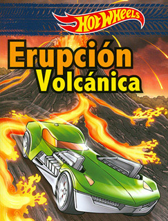 HOT WHEELS: ERUPCION VOLCANICA