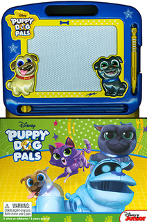 SERIE APRENDIZAJE: PUPPY DOG PALS