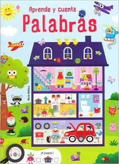 APRENDE Y CUENTA: PALABRAS
