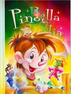 CLASICOS CON LENTICULAR: LA BELLA Y LA BESTIA - PINOCHO