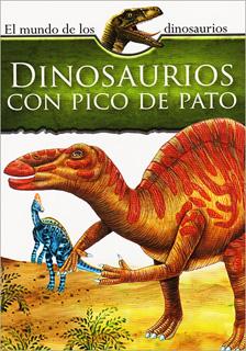 DINOSAURIOS CON PICO DE PATO (M.C.)