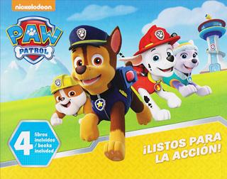 ARCON DE CUENTOS: PAW PATROL ¡LISTOS PARA LA...